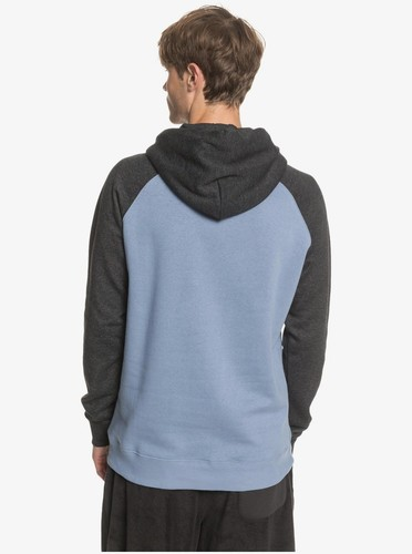 Мужское худи QUIKSILVER Everyday STONE WASH (bkj0) фото 8