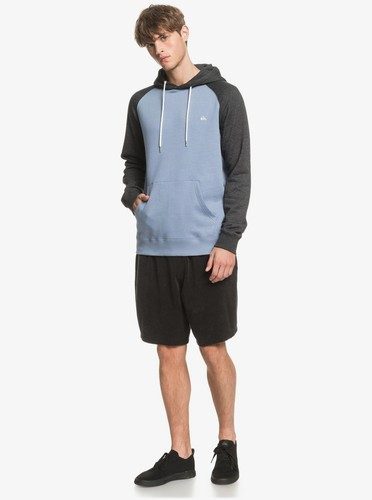 Мужское худи QUIKSILVER Everyday STONE WASH (bkj0) фото 12