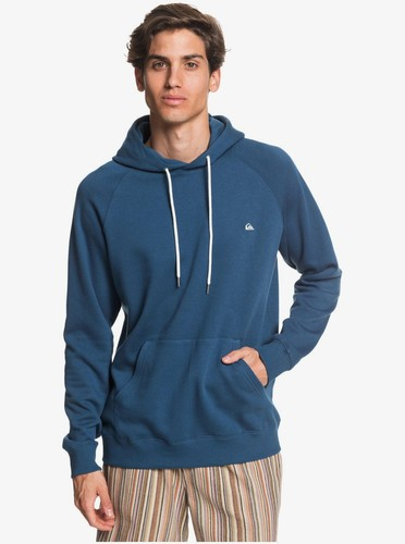 Мужское худи QUIKSILVER Everyday Majolica Blue (bsm0) фото 6