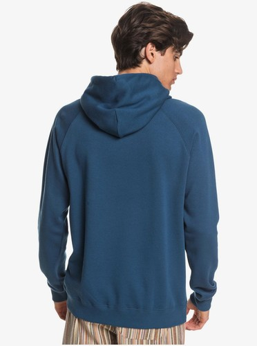 Мужское худи QUIKSILVER Everyday Majolica Blue (bsm0) фото 7