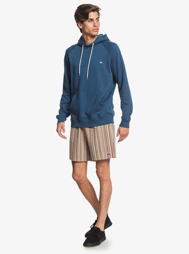 Мужское худи QUIKSILVER Everyday Majolica Blue (bsm0) фото 10