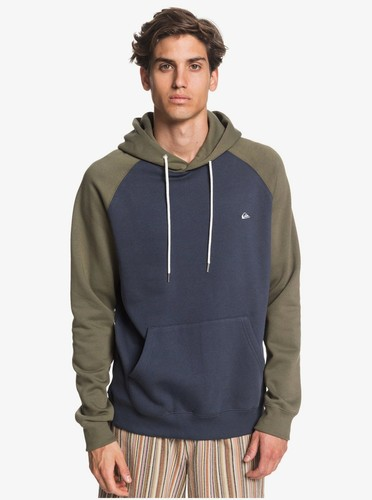 Мужское худи QUIKSILVER Everyday BLUE NIGHTS (bst0) фото 6