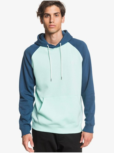 Мужское худи QUIKSILVER Everyday BEACH GLASS (gcz0) фото 6