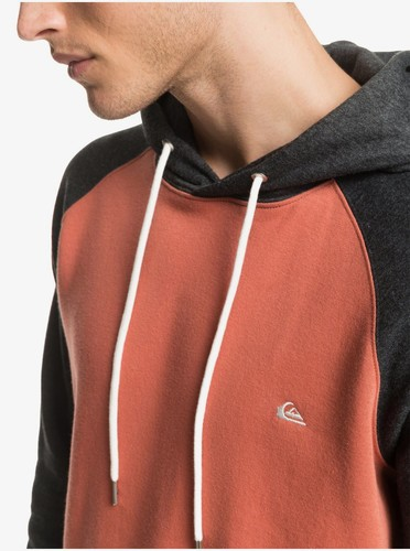 Мужское худи QUIKSILVER Everyday REDWOOD (mnl0) фото 11