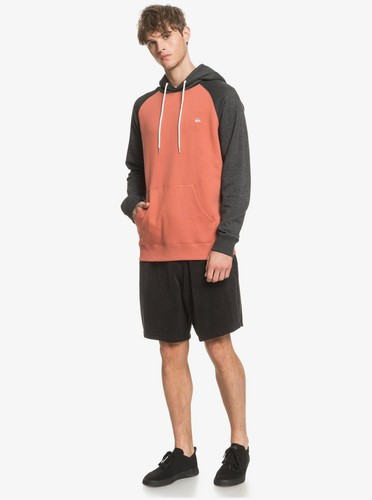 Мужское худи QUIKSILVER Everyday REDWOOD (mnl0) фото 12