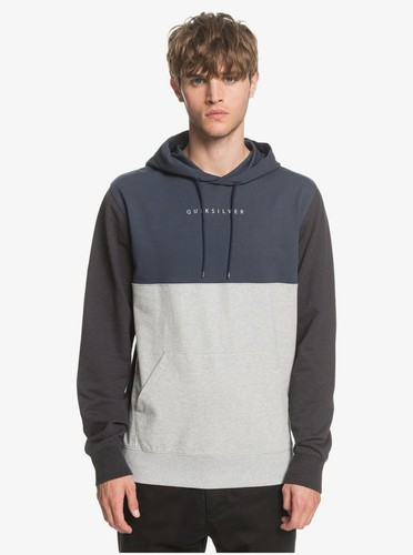 Мужское худи QUIKSILVER Under Shelter BLUE NIGHTS (bst0) фото 7