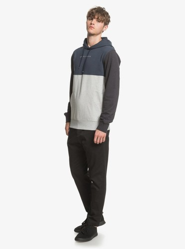 Мужское худи QUIKSILVER Under Shelter BLUE NIGHTS (bst0) фото 12