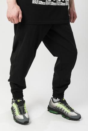 Брюки CODERED Jogger 2 (Черный, S) брюки codered basic cor черное ядро m