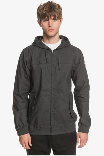 Мужская куртка QUIKSILVER Brooks Unlined (TARMAC (kta0), M) мужская шапка quiksilver m