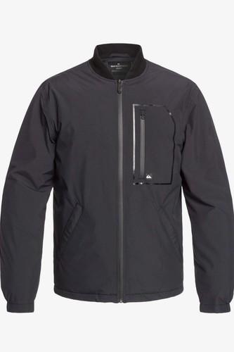 Мужская куртка QUIKSILVER Harrison (BLACK (kvj0), M) мужская шапка quiksilver m