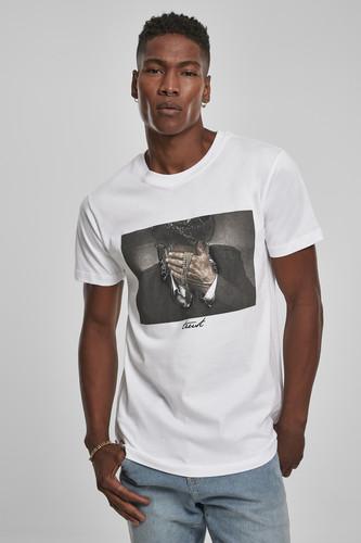 Футболка MISTER TEE Trust Tee (White, XS) футболка mister tee sorry tee black m