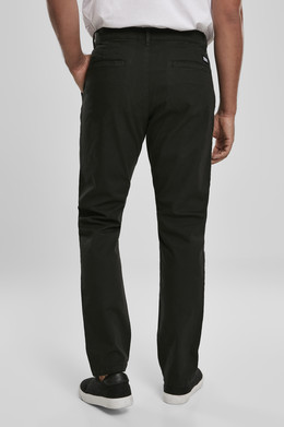 Брюки URBAN CLASSICS Performance Chino Black фото 2