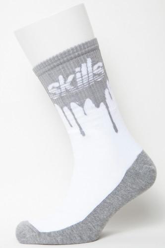 Носки SKILLS Quicksilver (Белый, 40-44)