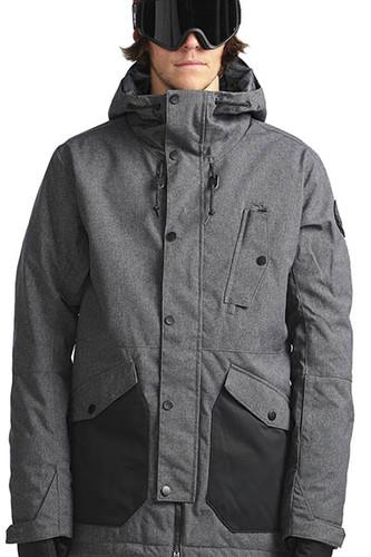 Куртка BILLABONG Adversary (Grey, L)