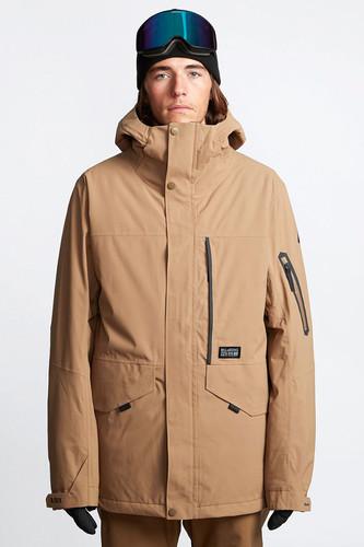 Куртка утепленная BILLABONG Delta Stx (Sand, M)