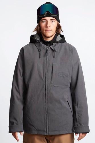 Куртка утепленная BILLABONG Fastplant (Grey, M)