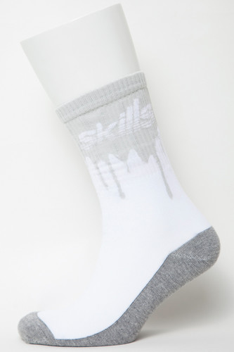 Носки SKILLS Т-1000 (Белый, 40-44)