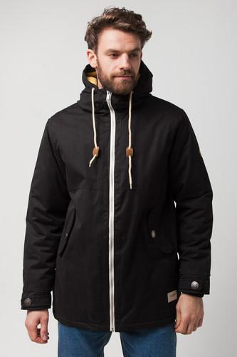Куртка ЗАПОРОЖЕЦ Retro Zipper 2 (Black, 2XL)