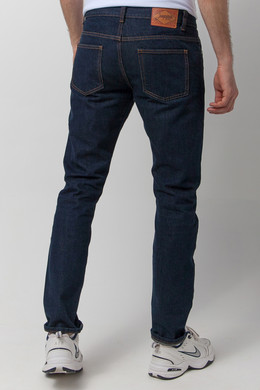 Джинсы ЗАПОРОЖЕЦ Men's Denim Zap Carrot Raw Blue фото 2