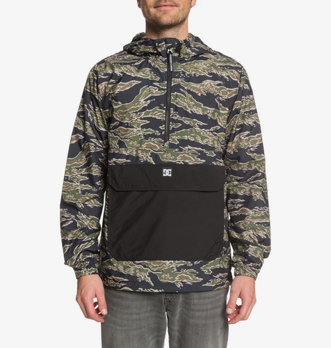 АНОРАК DC SHOES SEDGEFIELD PACKABLE S1 20 CAMO (kvj4) фото 3