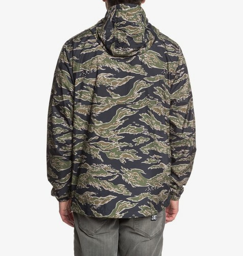 АНОРАК DC SHOES SEDGEFIELD PACKABLE S1 20 CAMO (kvj4) фото 4
