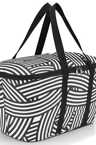 Термосумка coolerbag zebra (чёрный/белый) reisenthel термосумка coolerbag dots 20 л