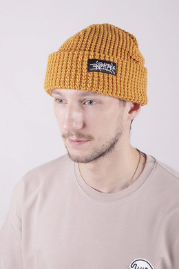 Шапка ANTEATER Ant Hat 2 WAFFLE Yellow фото