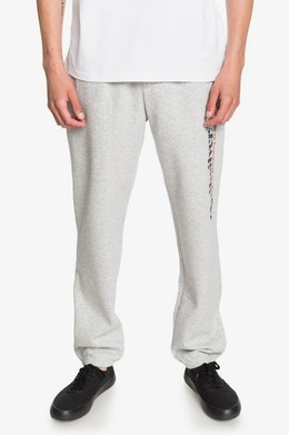 Мужские джоггеры QUIKSILVER Trackpant Модель EQYFB03216 LIGHT GREY HEATHER (sjsh) фото