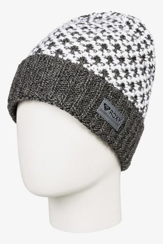 Женская шапка ROXY Snowy Betty (TRUE BLACK (kvj0))