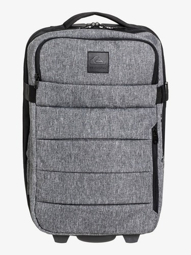 Чемодан на колесах QUIKSILVER New Horizon 32L Модель EQYBL03184 LIGHT GREY HEATHER (sgrh) фото 7
