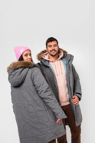 Куртка SKILLS Solid (Grey, S)