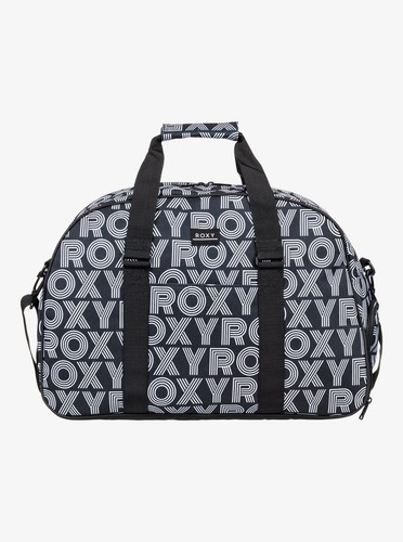 Спортивная сумка ROXY Feel Happy 35L ANTHRACITE CALIF DREAMS (xkkw) фото 4