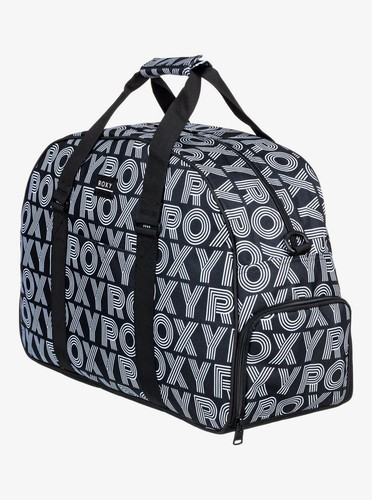 Спортивная сумка ROXY Feel Happy 35L ANTHRACITE CALIF DREAMS (xkkw) фото 5