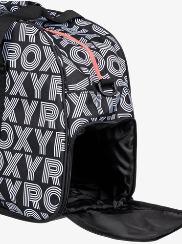 Спортивная сумка ROXY Feel Happy 35L ANTHRACITE CALIF DREAMS (xkkw) фото 6