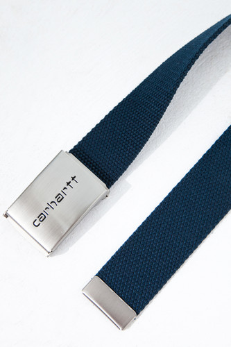 Ремень CARHARTT Clip Belt Chrome Admiral фото 5