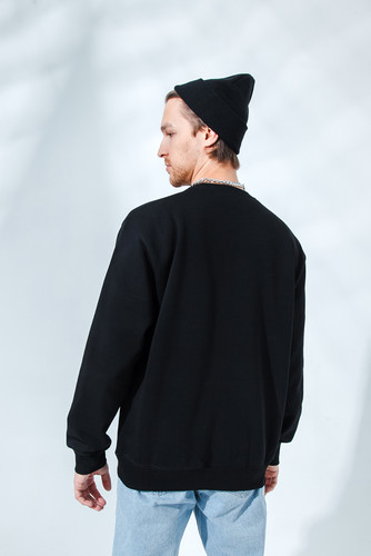 Толстовка CARHARTT Black/White фото 8