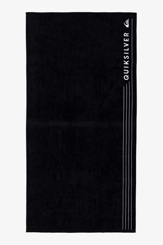 Пляжное полотенце QUIKSILVER Linepack (BLACK (kvj0))