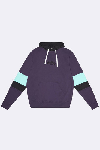 Толстовка Billabong The Cove Pullover Purple фото 3