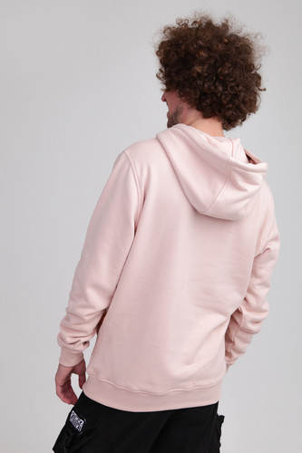 Толстовка URBAN CLASSICS Basic Sweat Hoody Light Rose фото 5