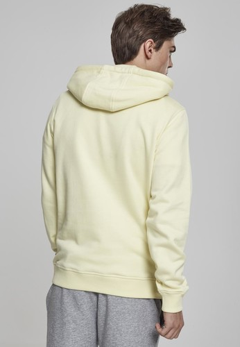 Толстовка URBAN CLASSICS Basic Sweat Hoody Powderyellow фото 6