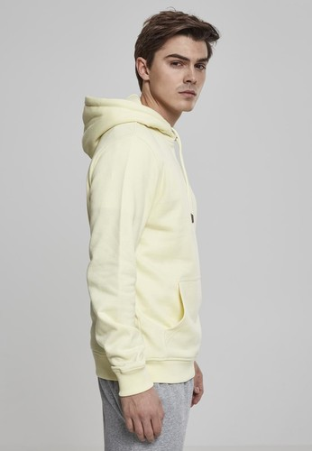 Толстовка URBAN CLASSICS Basic Sweat Hoody Powderyellow фото 7