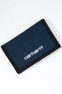 Бумажник CARHARTT Payton Wallet (6 Minimum) Admiral/White фото