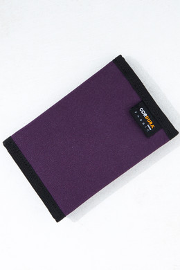 Бумажник CARHARTT Payton Wallet (6 Minimum) Boysenberry/Black фото 2