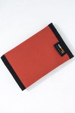 Бумажник CARHARTT Payton Wallet (6 Minimum) Cinnamon/Black фото 2