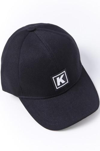 Кепка KUL'TURA Logo K (Черный)