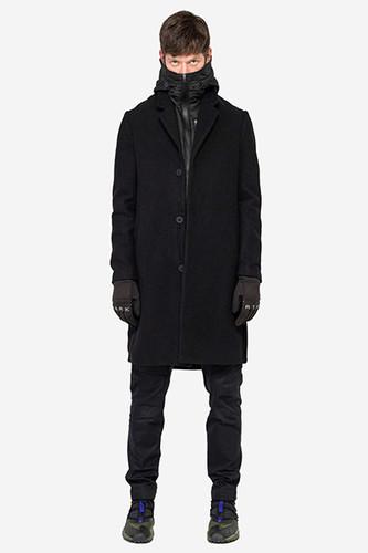Пальто KRAKATAU GRAV (Черный, XS)