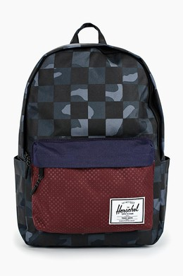 Рюкзак HERSCHEL Classic X-Large 10492 Night Camo/Plum Dot Check/Checker фото