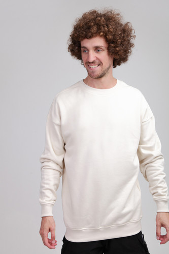 Толстовка URBAN CLASSICS Sweat Crewneck Sand фото 4