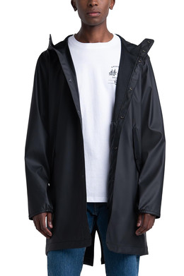 Куртка городская HERSCHEL MEN'S RAINWEAR FISHTAIL 00568 фото