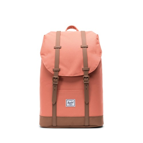 Рюкзак HERSCHEL Retreat Mid-Volume 10329 Apricot Brandy/Saddle Brown  фото 4